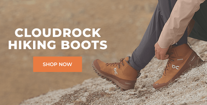 Cloudrock Hiking Boots